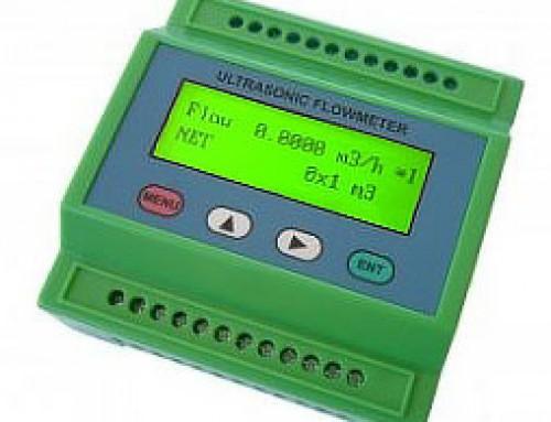 Low cost Ultrasonic Flowmeter