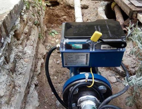 تجهیز چاه های کشاورزی یزد به کنتورآب هوشمند