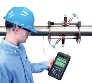 فلومتر پرتابل التراسونیک گاز GE آمریکا
